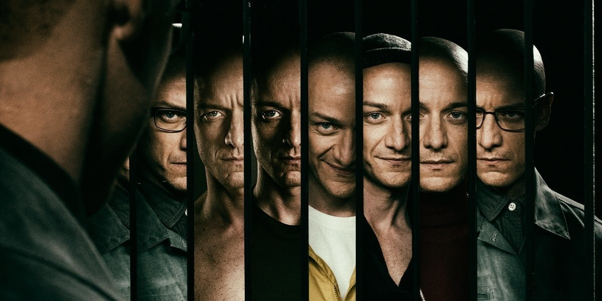 James mcavoy in split 1