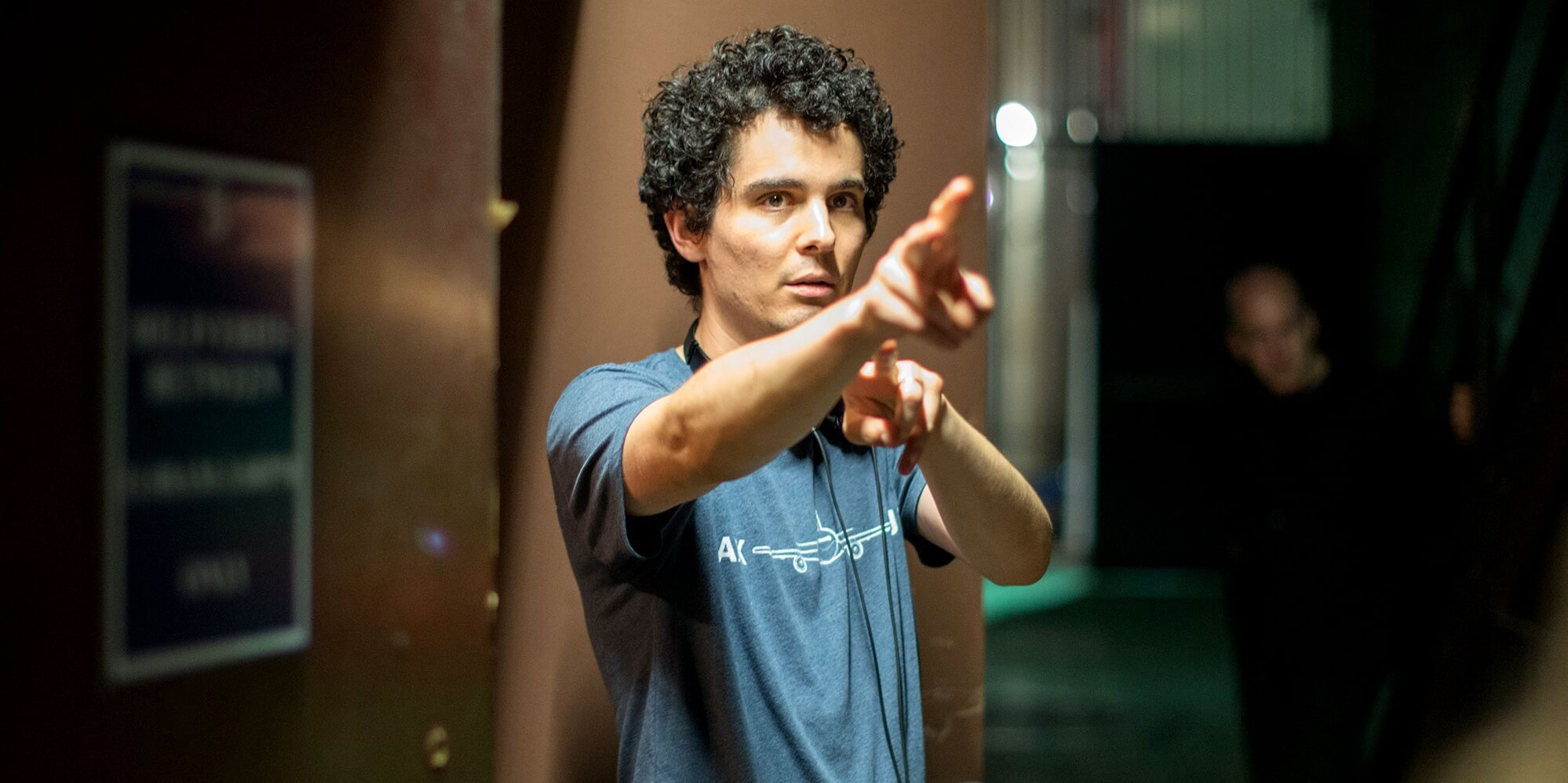 Damien chazelle on set 1  1