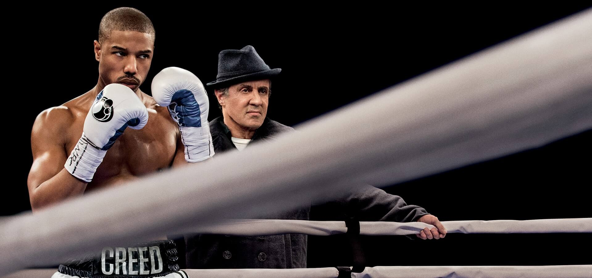 Sylvester stallone creed  1