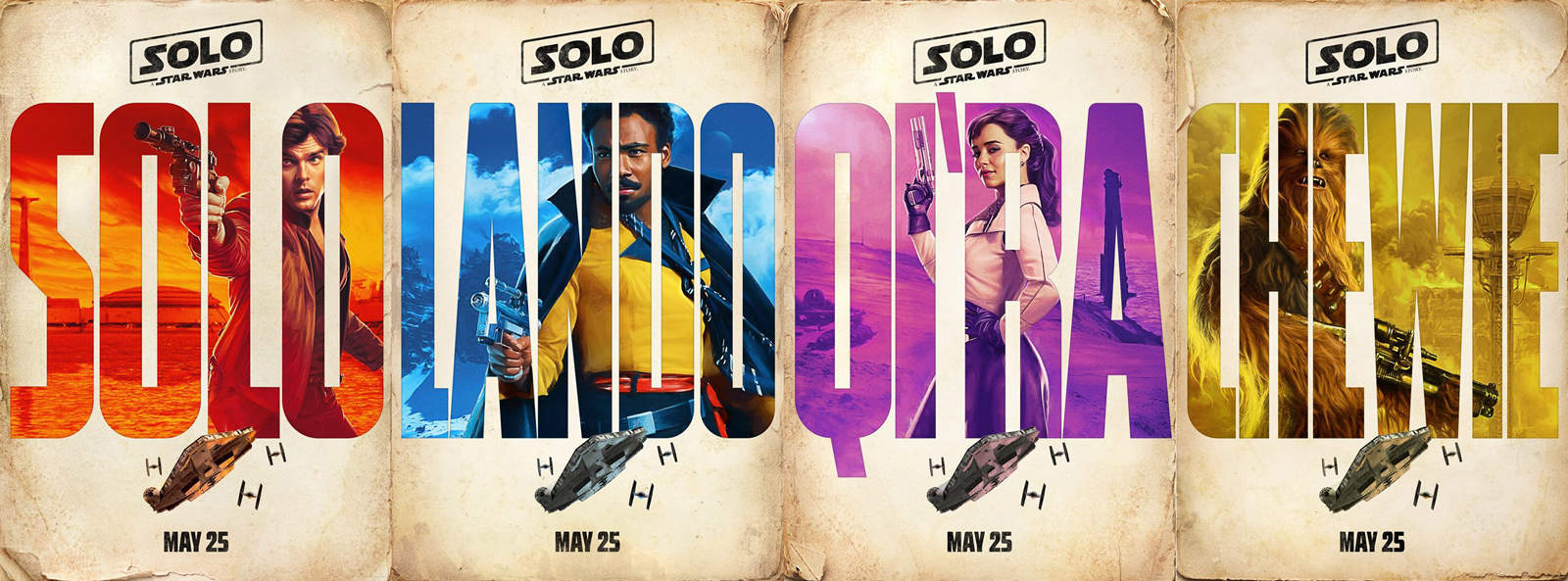 Solo posters 1