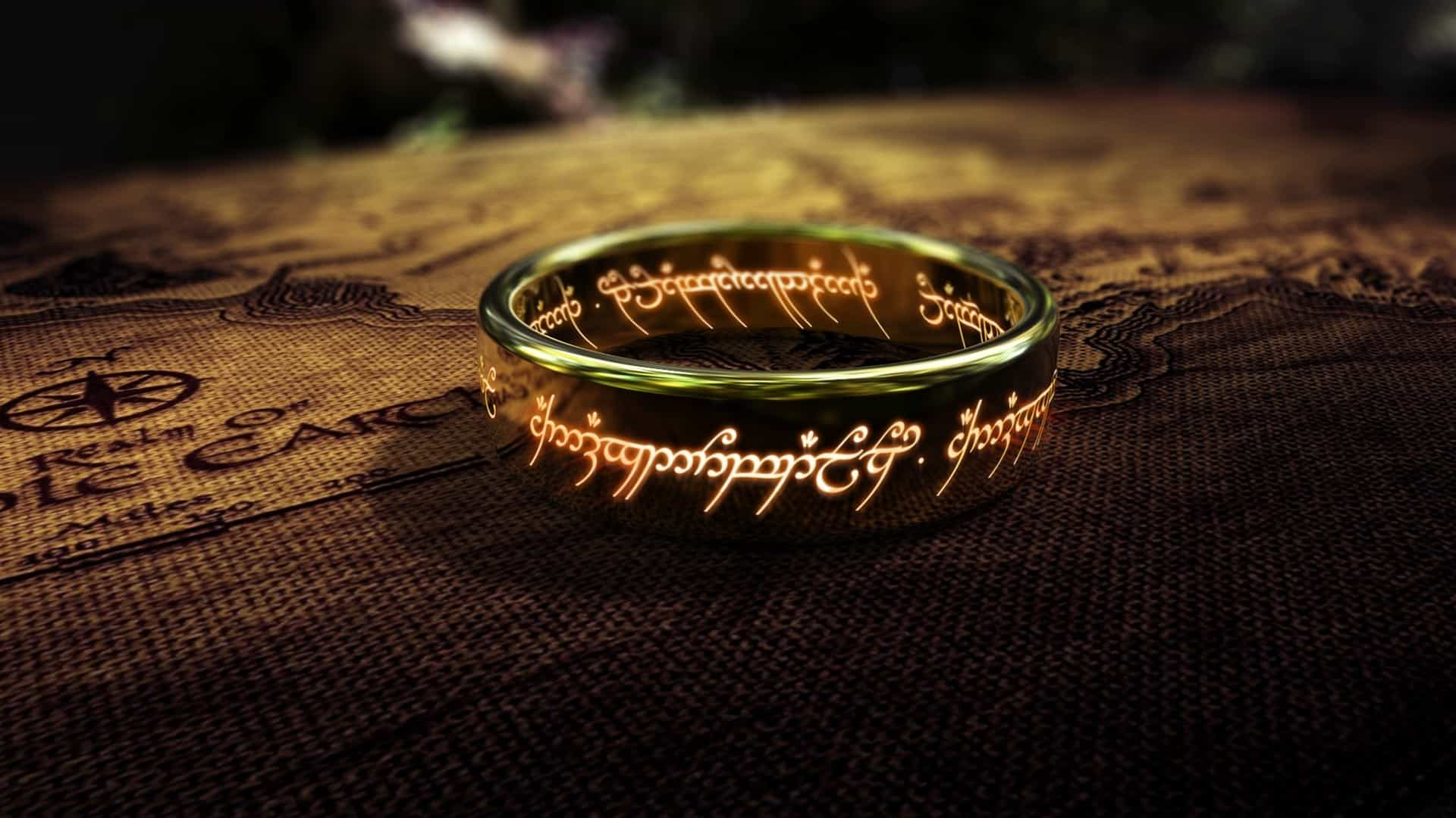 The one ring 1