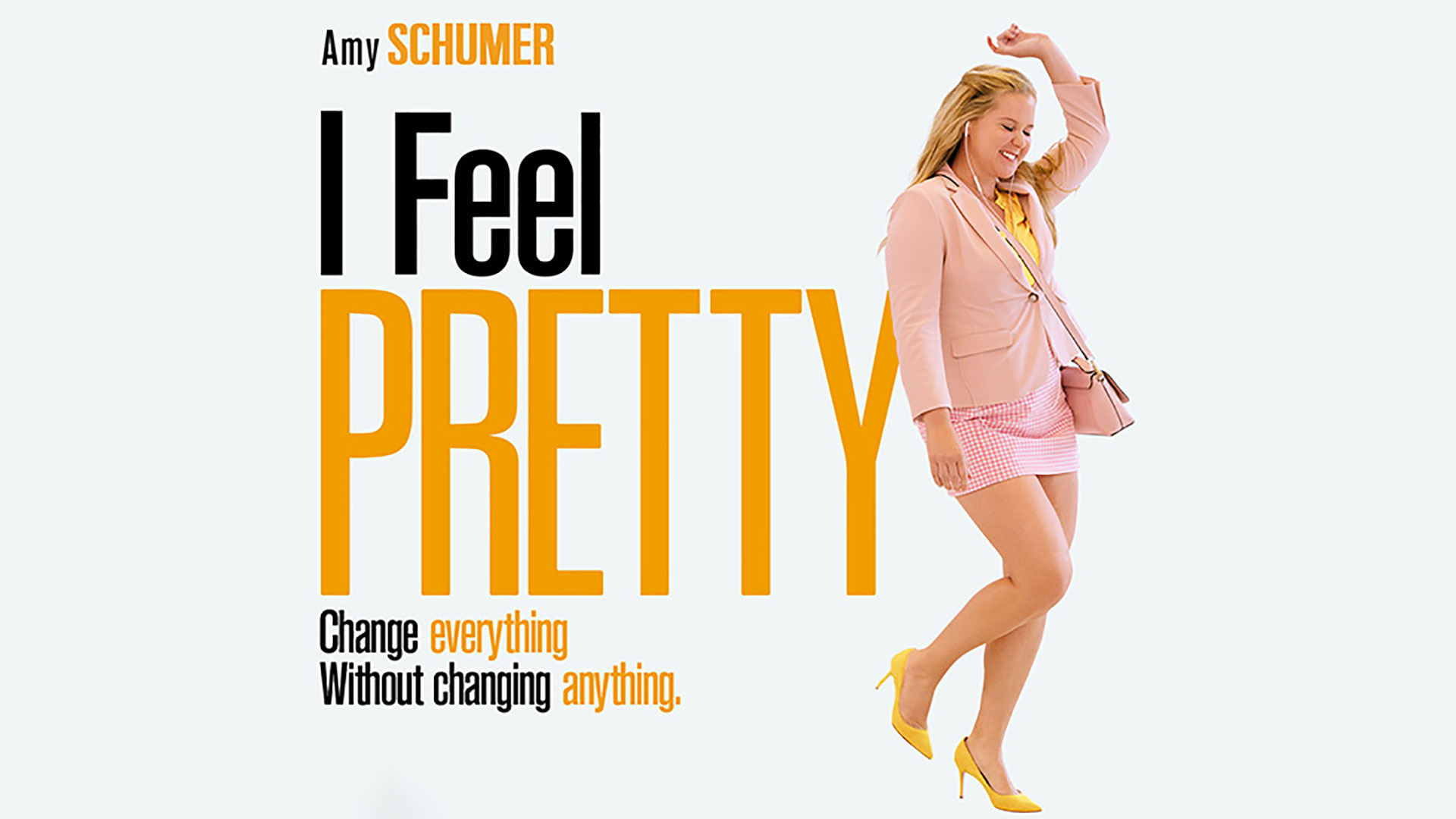 I feel pretty header