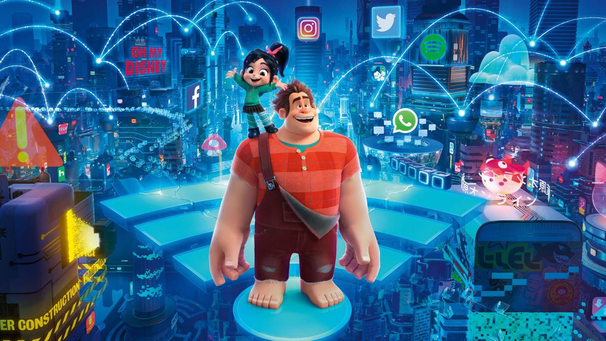 Ralph breaks the internet movie review.0